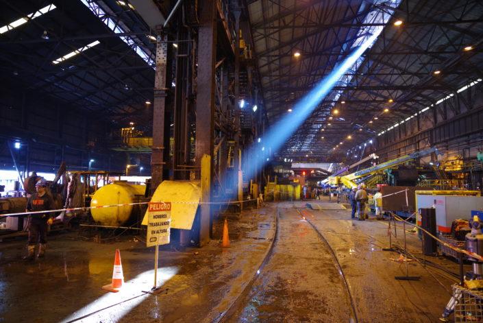 Mill Refurbishment
